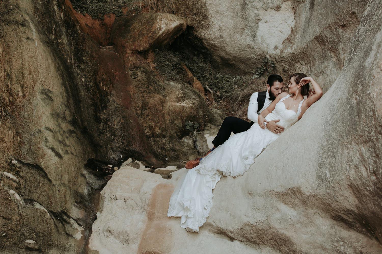 photographe mariage élopement dans la nature