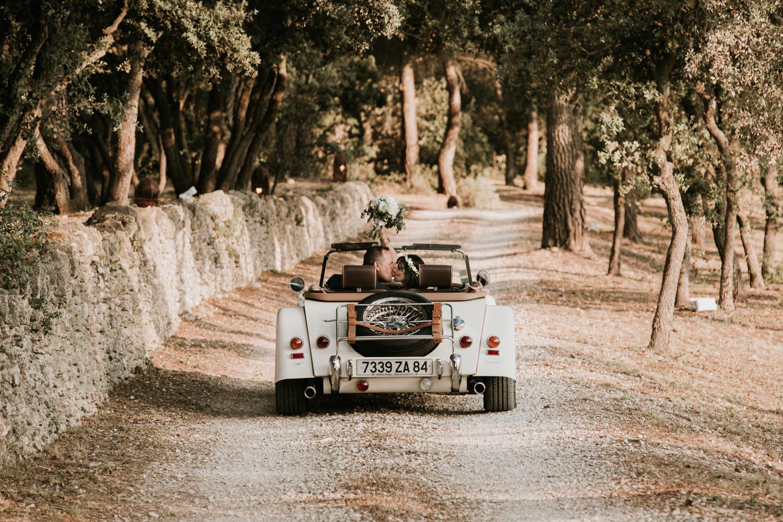 Photographe mariage Isle-Sur-La-Sorgue 84 : photo de mariage Montpellier