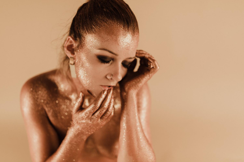 photographe artistique portrait mode femme