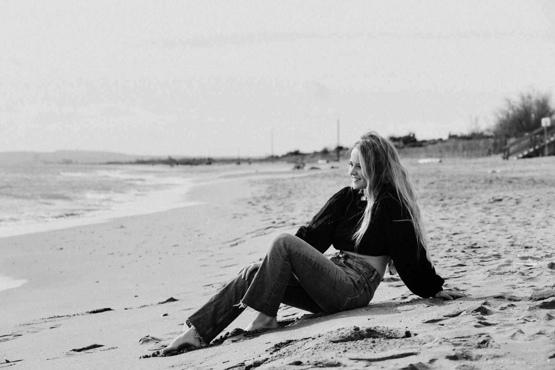 shooting photo à Portiragnes plage