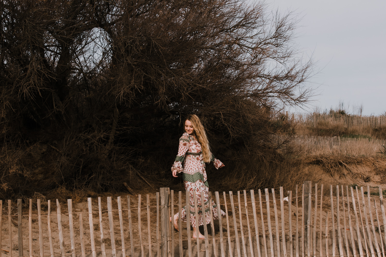 shooting photo portrait femme Portiragnes