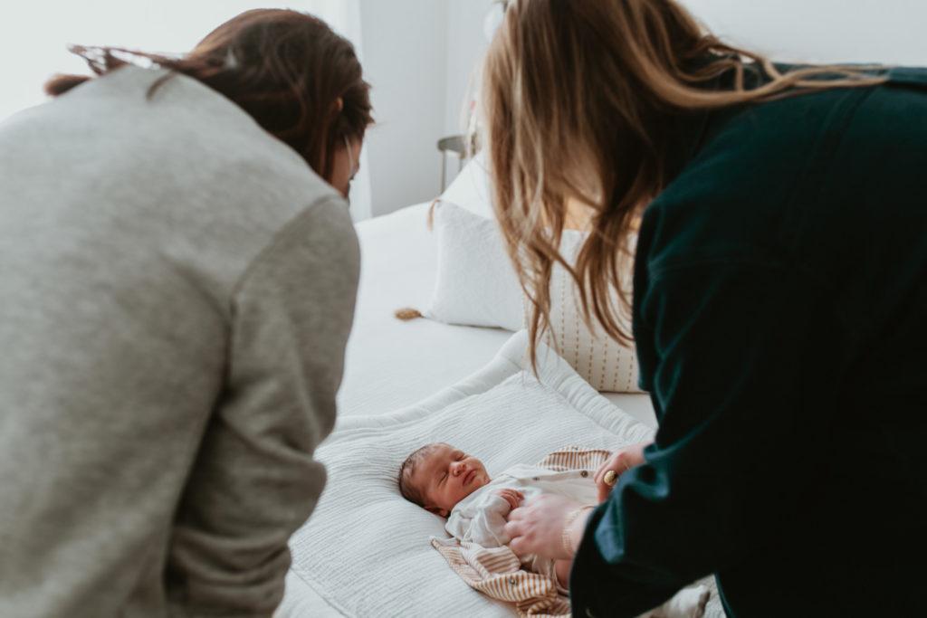 Photographe maternité nouveau-né Marsillargues