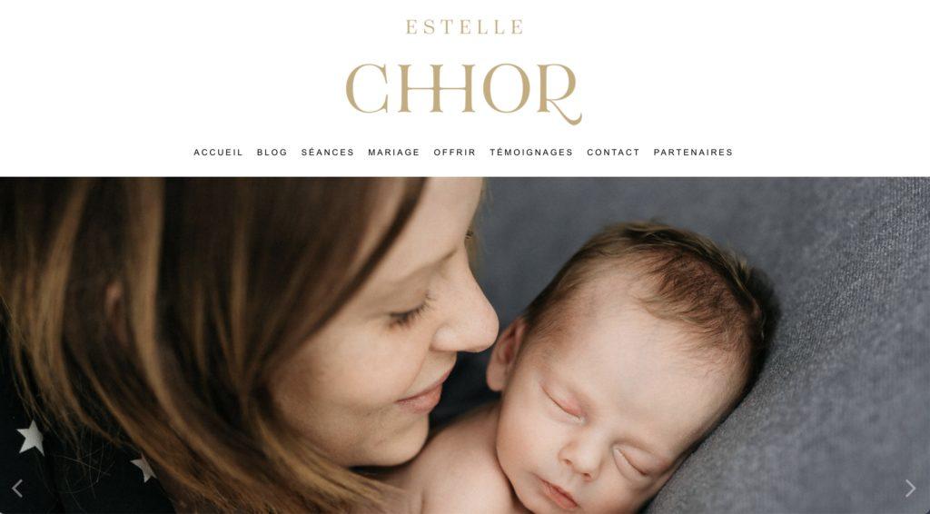 Estelle Chhor photographe à Montpellier Hérault