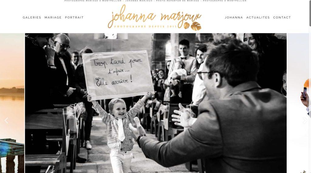 Top 5 meilleurs photographes Montpellier : Johanna Marjoux