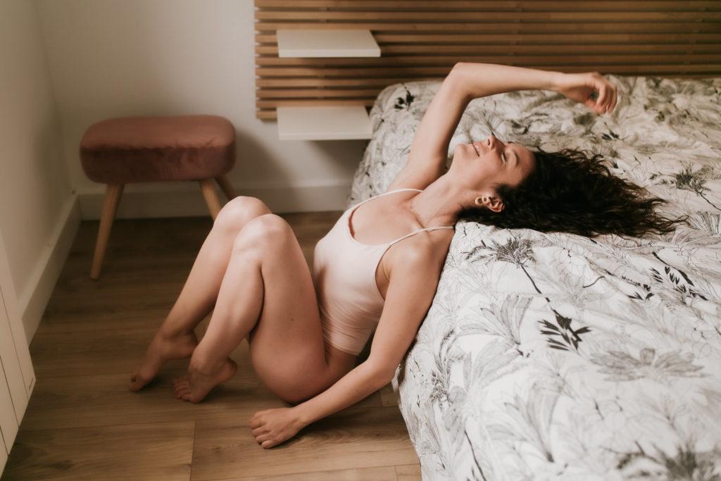Photographe professionnel portrait femme Montpellier