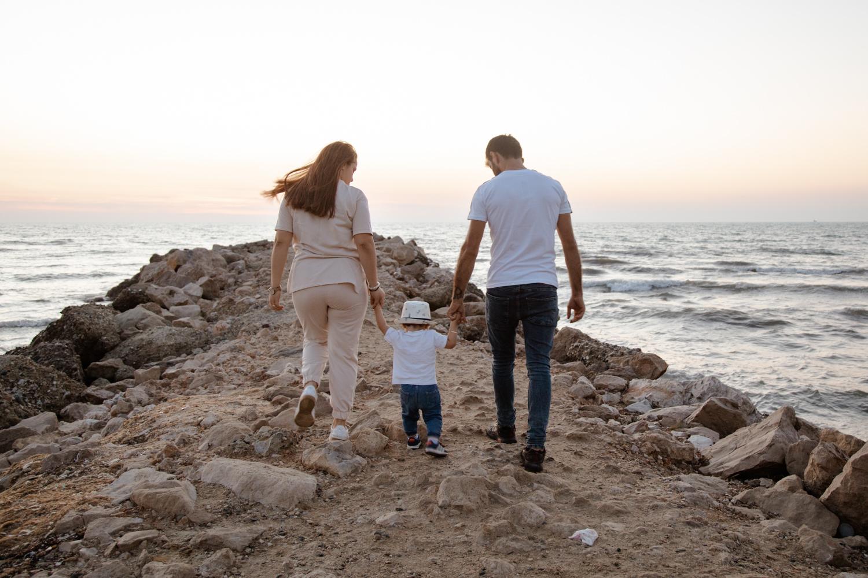 Family shoot in Albania