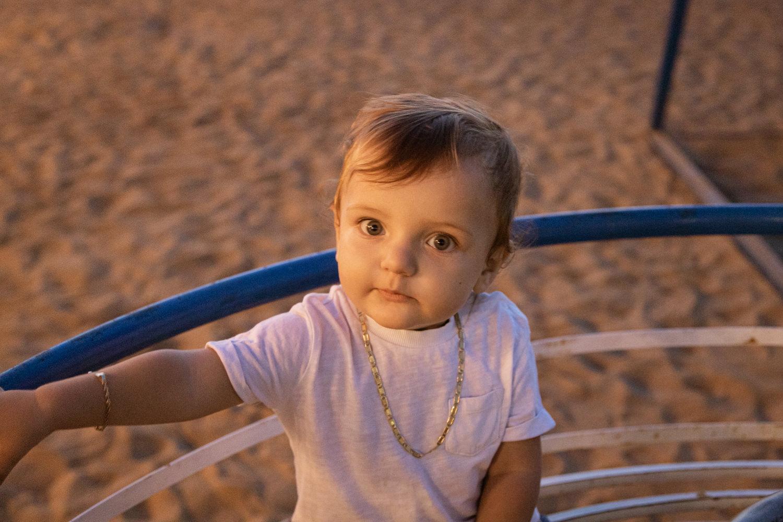Baby photographer Tirana